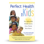 perfect health for kids book image